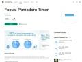 集中 - Google Play のアプリ