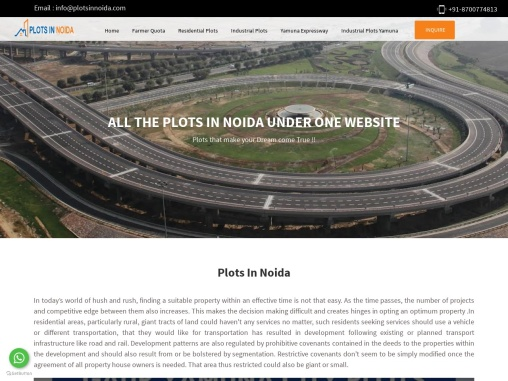 Best Options for Residential Plots in Yamuna Expressway