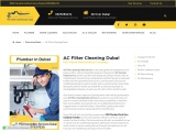 Best AC Filter Cleaning in UAE