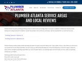 Top Rated Water Heater Atlanta GA | Plumbing services near me