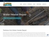 Tankless Water Heater Repair & Installation| Hot Water Heater Repair in Atlanta, GA