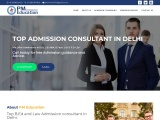Top B.ED LLB MBA consultancy in Delhi ghaziabad