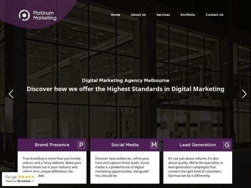 Platinum Marketing Group Digital