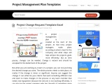 Change Request Template Excel Free