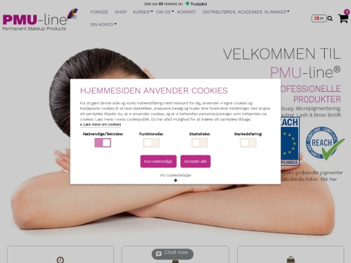 PMU-line | Permanent Makeup Products and Equipment