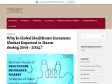 Healthcare Insurance Market is Registering a 4.3% CAGR During 2019-2024