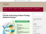 Huge Growth Expected in Drug of Abuse Testing Market in Future