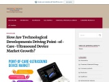 Point-of-Care Ultrasound (PoCUS) Device Market Demand