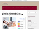 How is COVID-19 Epidemic Affecting Respiratory Care Device Market?