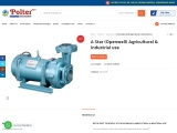 Buy A Star (Openwell) Pump Agricultural & Industrial use | Polter Pumps