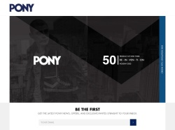 PONY screenshot