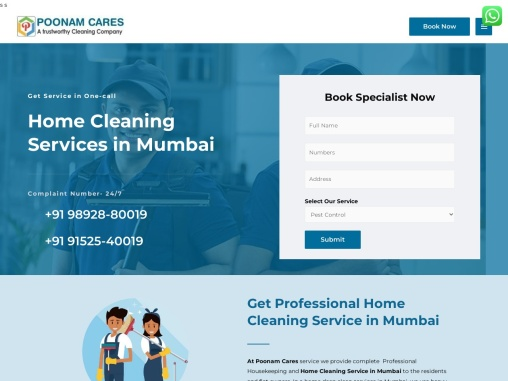Home Sanitization service in Mumbai