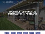 Portland Concrete Builder Oregon, USA