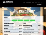 Pounders – Best Burger glen Waverley