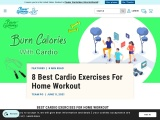 Best Cardio Exercises For Workout at Home