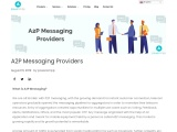 A2P Messaging Providers | A2P Messaging | A2P Connectivity