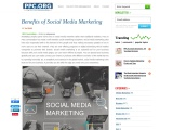 Get to know the Amazing Benefits of Social Media Marketing   Supple Solutions