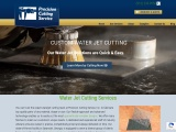 Water Jet Cutting Services | Precision Cutting Service for OEMs