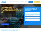 Windshield Replacement & Auto Glass Repair -Premiere Auto Glass