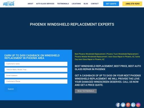 Car Glass | Truck Glass | Auto Glass Replacement Phoenix