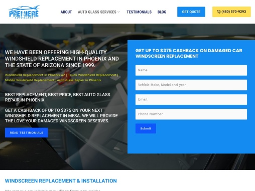 Same Day Auto Glass Repair | Same Day Windshield Replacement