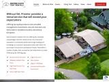 Tent Rentals | Premier Event Tent Rentals Inc
