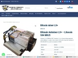 where to buy Bitcoin miner L3+ online