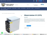 Bitcoin Antminer S19 (95Th) available