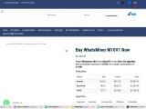 Buy WhatsMiner M10V1 Now online