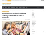 Reliable Clothing Wholesaler – Crazy Tips to Start a Reliable Clothing Wholesaler Business