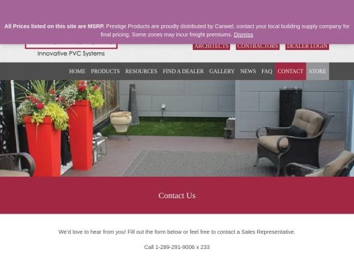 Choose Best PVC Columns Installation Service