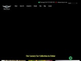 Luxury Car Rental Services in Dubai – Prestige Exotic Car Rental
