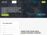 House Washing Company in Auckland New Zealand