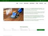 Wooden Floor Polishing Services Dubai | Floor Polishing Company in Dubai