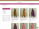 Buy Women Designer Kurta/Kurti Set Online