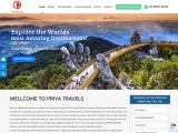 One of the best travel agency-Priya Travels