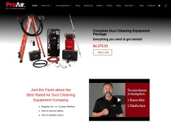 ProAir Industries, Inc screenshot