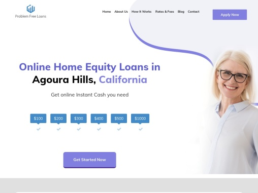 Home Equity Loans Online In California, Agoura Hills Home Equity Loans