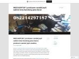 082214297187 | produsen sandal jepit sablon kota bandung jawa barat | produsen sandal jepit swallow