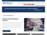Professional Plumbers Denver | Plumbers Denver | Plumber Denver