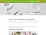 Benefits Of 3D Furniture Rendering