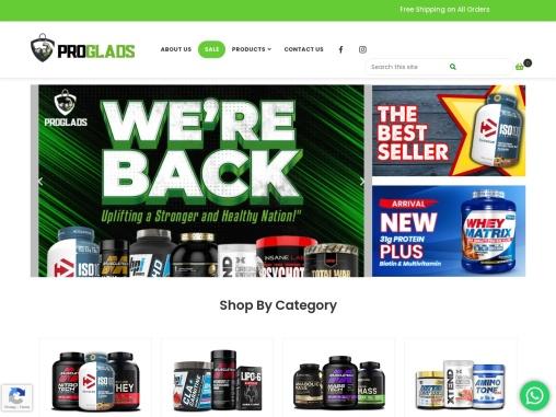 Food Supplements& Multivitamins store