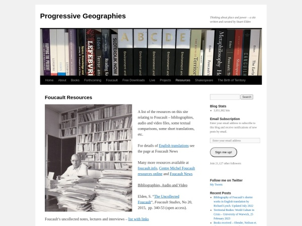 https://progressivegeographies.com/resources/foucault-resources/