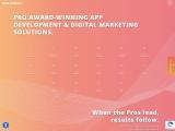 Proleadsoft: App Development & Digital Marketing Agency