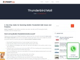 Thunderbird How to Change Password