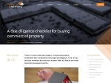 A due diligence checklist for buying commercial property in Australia