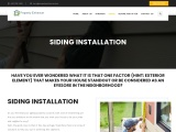 Siding Replacement & Repair Services | Vinyl & Aluminum Siding Repair | Proptery Enhancer