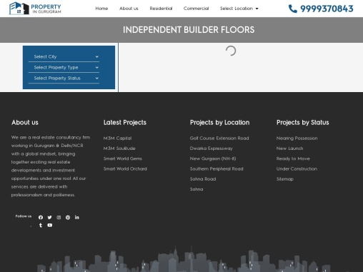 Low Rise Residential Projects In Gurgaon