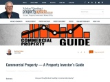 Commercial Property: A Property Investor's Guide