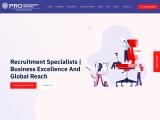 Pro recruitment Services Canada